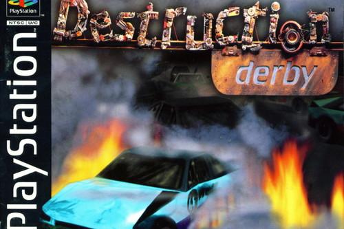 Retroanálisis de Destruction Derby, caos y destrucción en la gran época de PlayStation