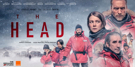 'The Head': un thriller opresivo con ecos de Agatha Christie con mejores intenciones que resultados