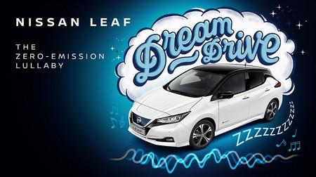 Nissan explora el mundo de los bebés integrando canciones de cuna en LEAF