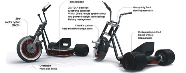 D3 Trike