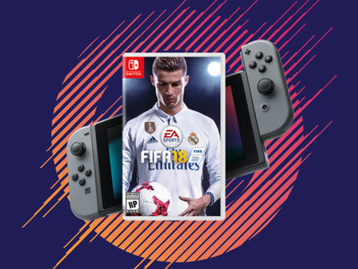 Así luce la versión para Nintendo Switch de FIFA 18 en un gameplay de 10 minutos [GC 2017]