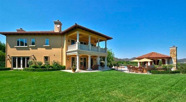 Las casas de los famosos: Britney Spears (II)