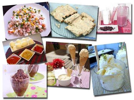 Paseo por la gastronomía de la red CII