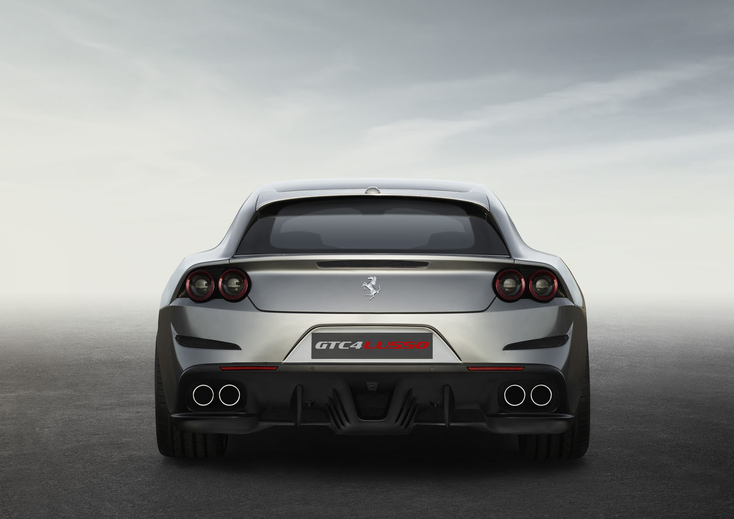Foto de Ferrari GTC4Lusso (7/9)