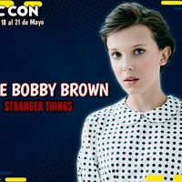 Comic Con Colombia 2017 tendrá como invitada a Millie Bobby Brown, de Stranger Things