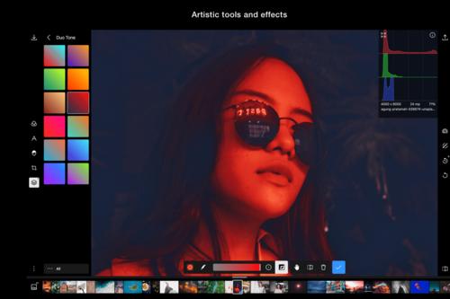Las mejores webs para editar fotos online