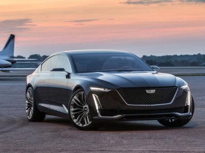 El Cadillac Escala Concept quiere cambiar tu percepción de los Cadillac