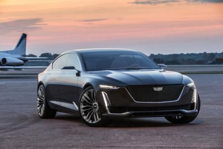 Cadillac concept escala