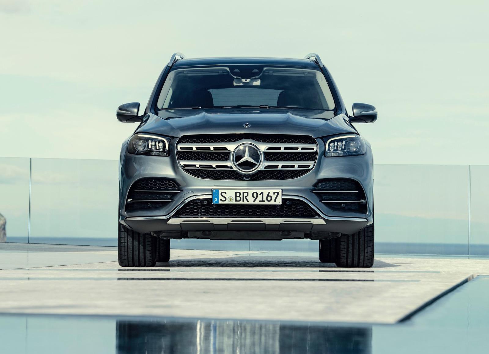 Foto de Mercedes-Benz GLS (5/22)