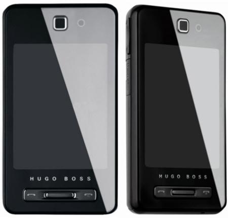 Samsung F480 Hugo Boss, de diseño