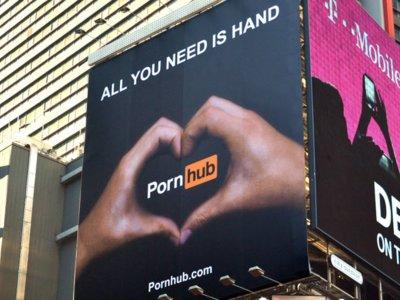 Así crea Pornhub la mejor publicidad de todo Internet