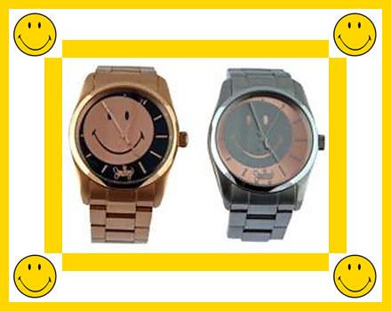 Reloj Smiley para tus horas más divertidas