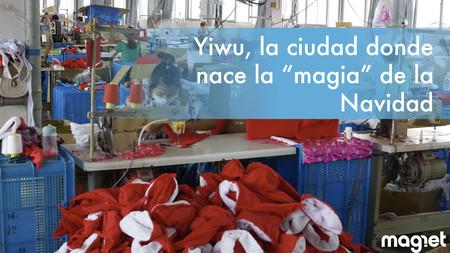 Las fábricas, condiciones y sueldos con que se fabrican los adornos de Navidad