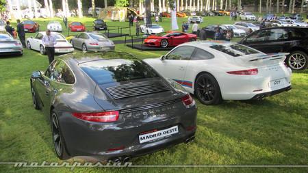 Dos Porsche 911 muy especiales