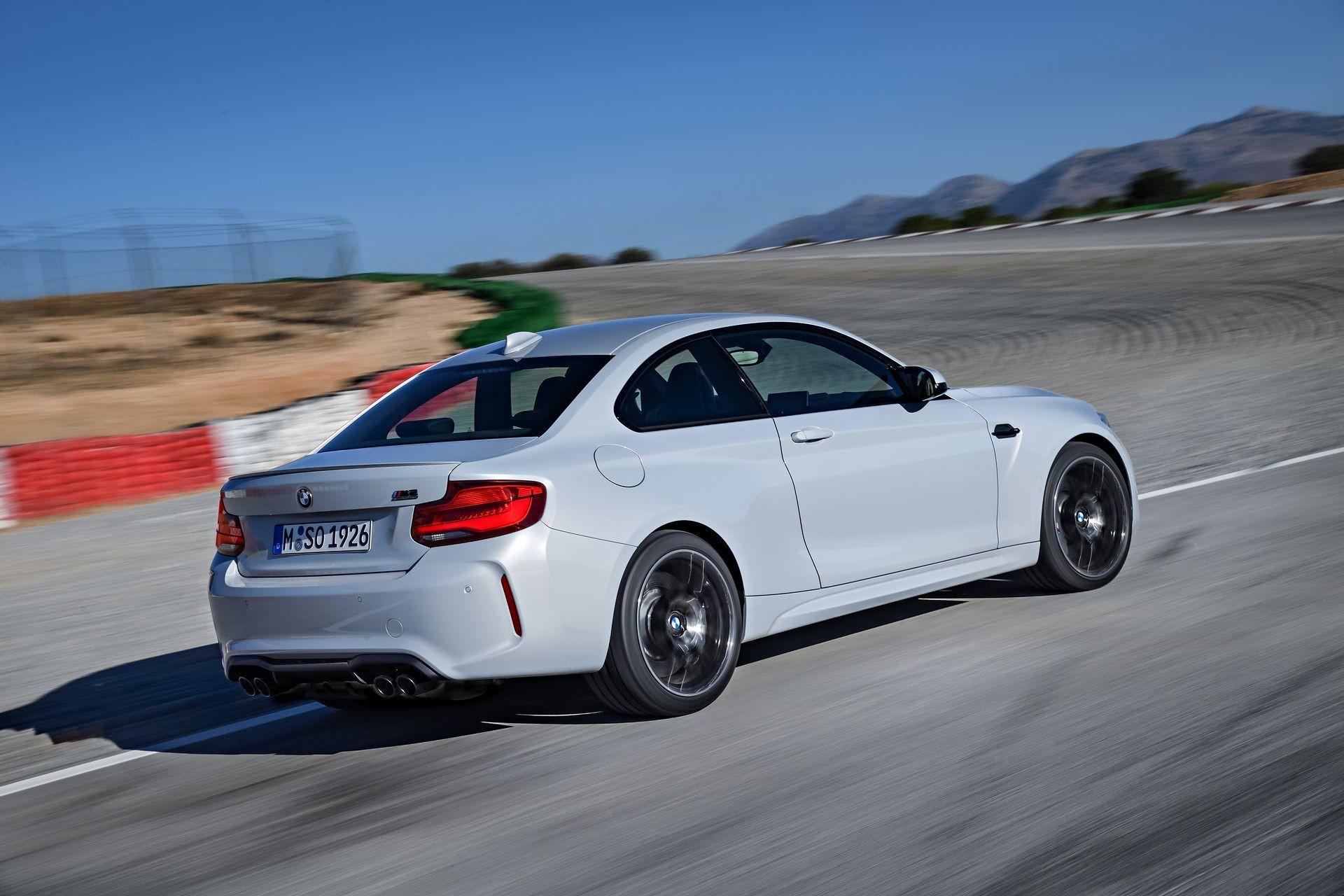 Foto de BMW M2 Competition (14/47)