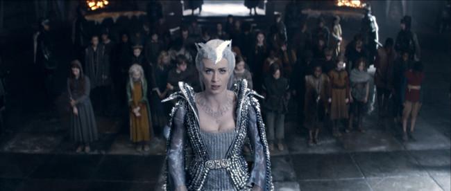 El Cazador Y La Reina De Hielo 8