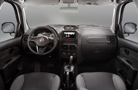 Fiat Palio Adventure Mexico Interior