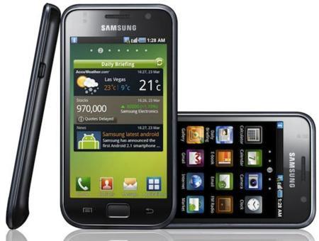 Samsung Galaxy S, el terminal Android que esperábamos por parte de la compañía coreana