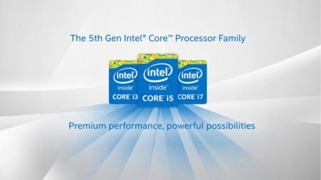 Intel Core de 5ta generación, las PCs tradicionales se renuevan a 14nm