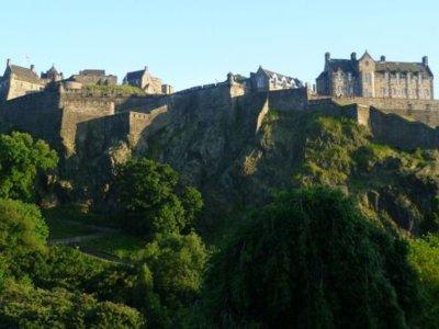 Cómo falsificaban dinero con huesos en la prisión del castillo de Edimburgo