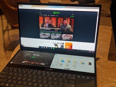 Asus Zenbook Pro Duo Impresiones 2 Min