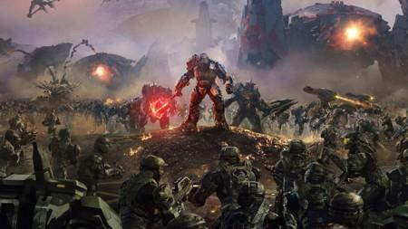 Halo Wars 2 muestra un adelanto de su campaña con un nuevo tráiler cinemático