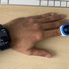 Foto 2 de 12 de la galería mediciones-simultaneas-spo2-con-apple-watch-series-6-y-pulsioximetro-de-dedo en Applesfera