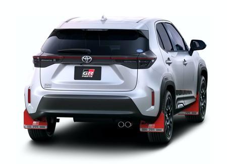 Accesorios Gr Toyota Yaris Cross 2020 3