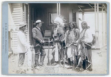 indios Cheyenne