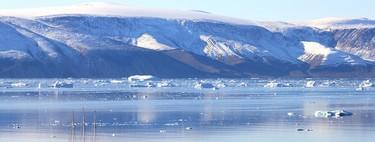 Así subirá el nivel del mar debido al deshielo de Groelandia (dentro de 200 años)