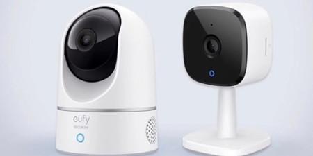 Se filtran nuevas videocámaras de seguridad de eufy para interiores compatibles con Apple HomeKit