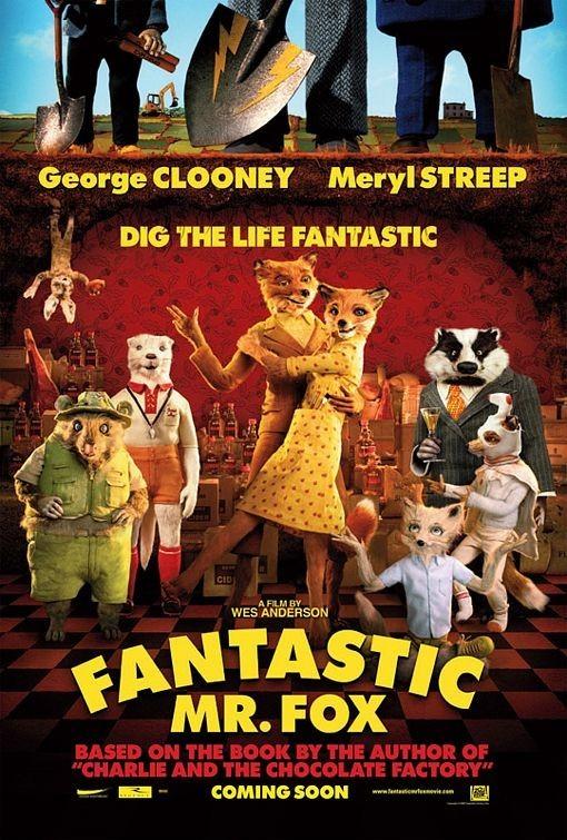 Foto de 'Fantastic Mr. Fox', carteles (1/8)