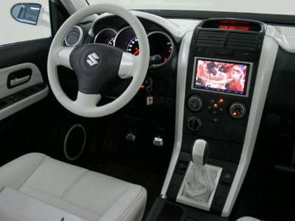 Suzuki Grand Vitara Bandit