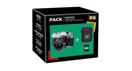 Fujifilm X T20 Pack