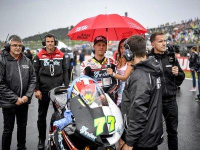 """Un """"misterio inexplicable"""" descalifica a Dominique Aegerter del GP de San Marino: Moto2 se aprieta"""