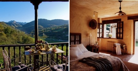 Cinco casas rurales con encanto para escaparse este verano for Hoteles con piscina asturias