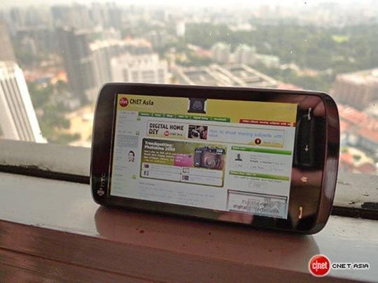 Foto de HTC Touch HD (12/16)