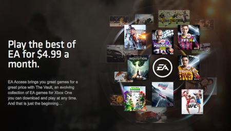 EA Access, o cómo el modelo de suscripción llega también a los videojuegos