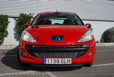 Peugeot 206+ 1.4i y HDi, prueba (parte 2)