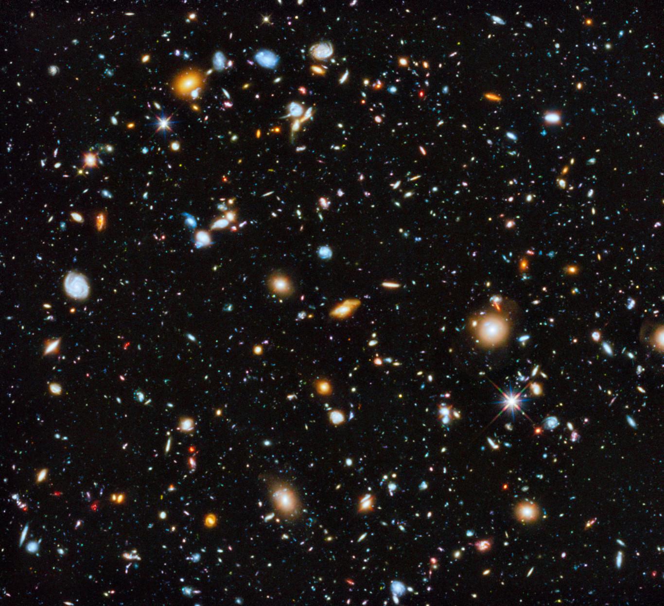 Esto es lo más grande que hemos visto nunca en el universo