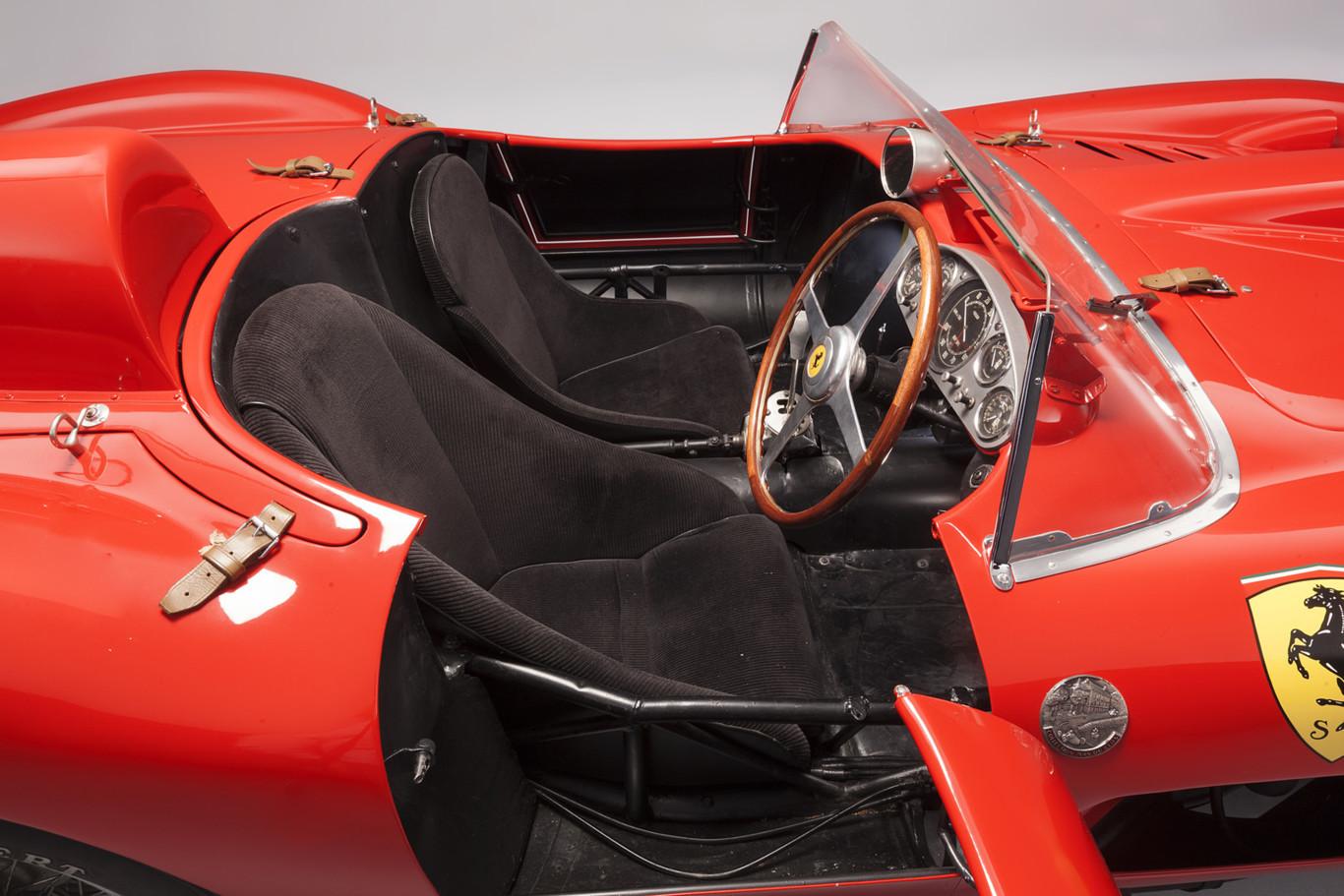 Foto de Ferrari 335 Spor Scaglietti 1957 (3/8)