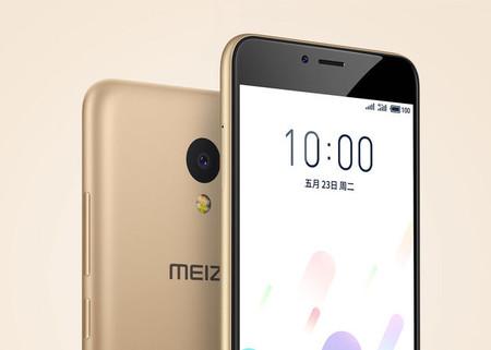 Meizu A5, aspecto premium con cuerpo de plástico para una nueva gama baja desde China