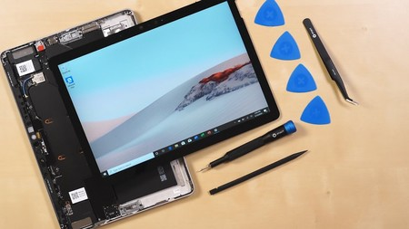 Surface Go 2 Teardown A New Hope For Repairable Surface Tablets Bq
