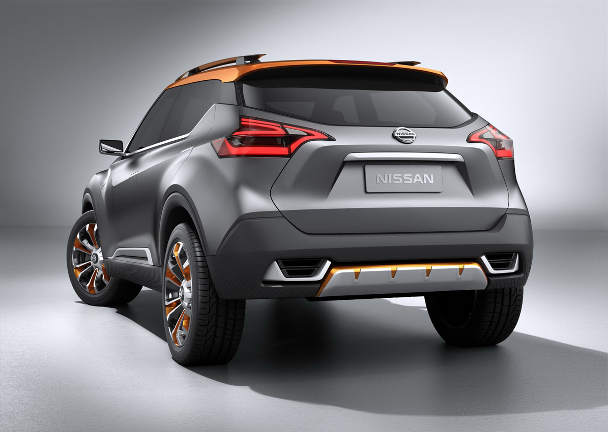 Foto de Nissan Kicks Concept (26/26)