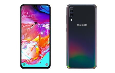 Samsung Galaxy A70 Oficial Diseno