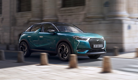 Ds 3 Crossback E Tense
