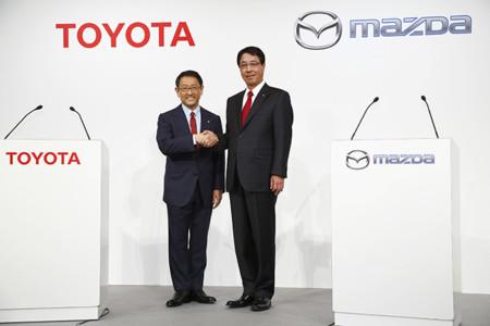 Mazda y Toyota se crean alianza ¿Qué traman estos dos gigantes japoneses?