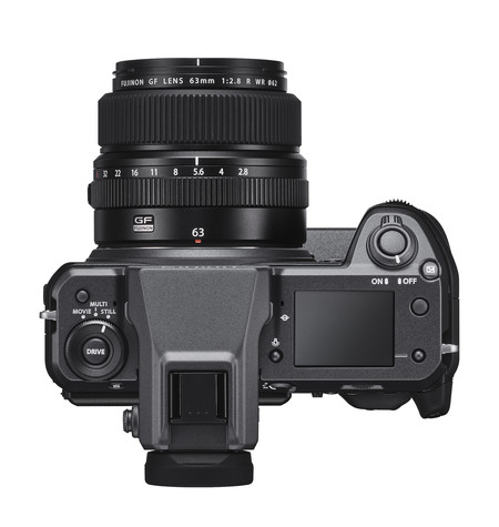 Gfx 100 Top Evf Gf63mm