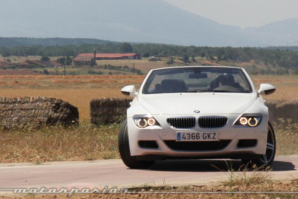 Foto de BMW M6 Cabrio (prueba) (53/68)