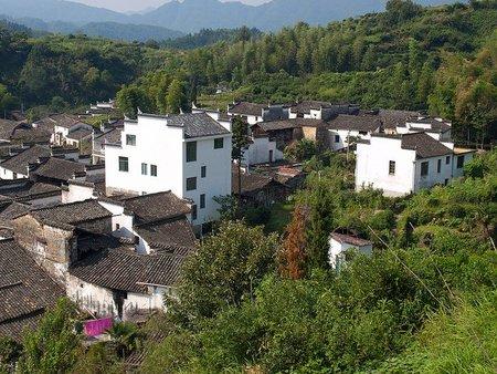 Wuyuan: el encanto de la China más rural